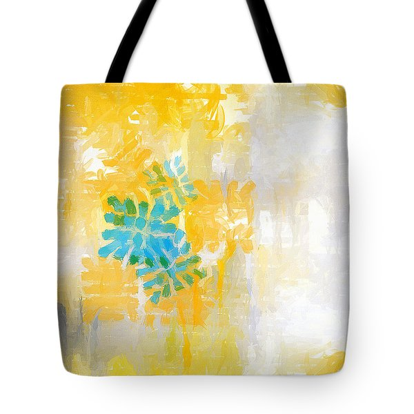 Bright Summer Tote Bag by Lourry Legarde
