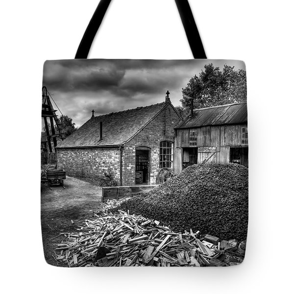 British Mine Tote Bag by Adrian Evans