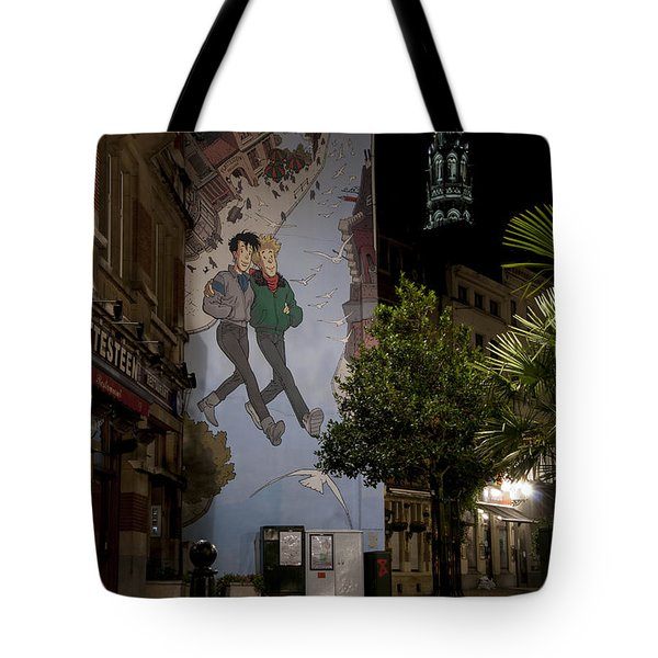 Broussaille Tote Bag by Juli Scalzi
