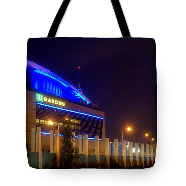 Bruins Country Panoramic Tote Bag by Joann Vitali
