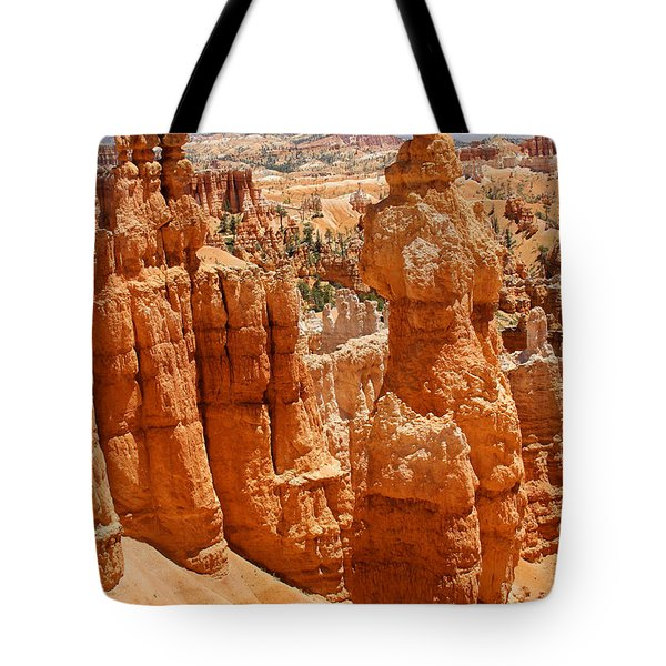 Bryce Canyon 2 Tote Bag by Mike McGlothlen