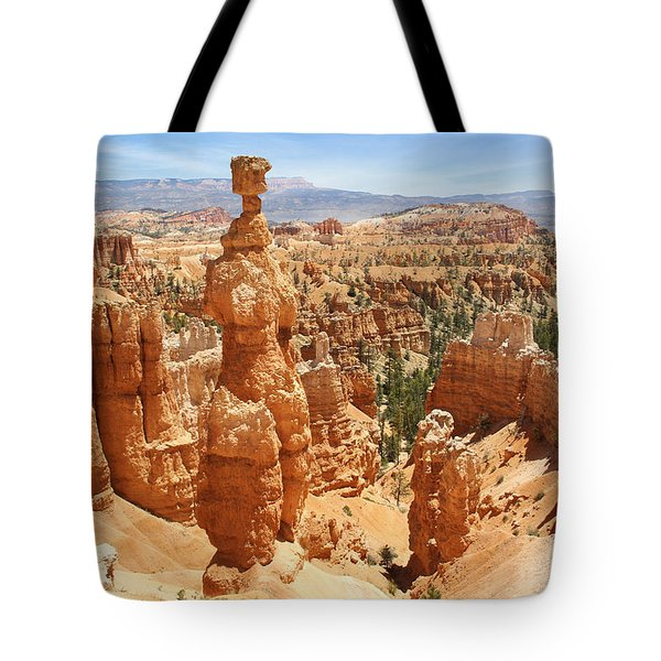 Bryce Canyon 3 Tote Bag by Mike McGlothlen