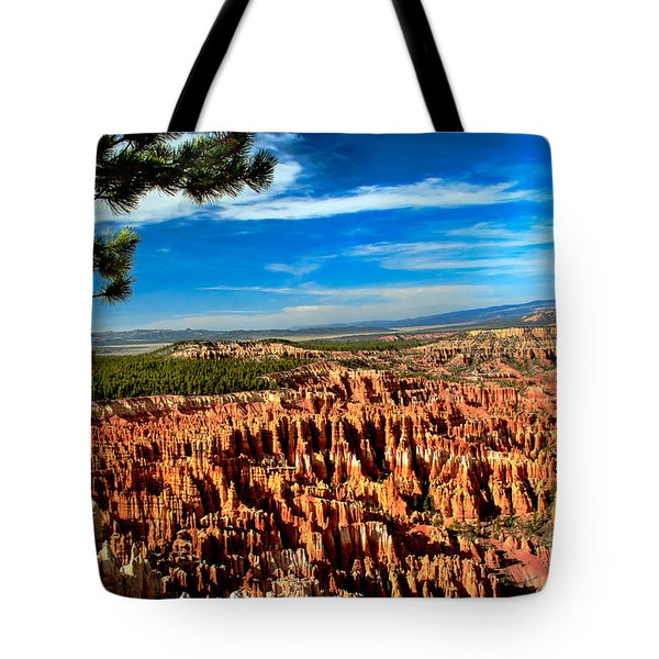 Bryce Tote Bag by Robert Bales