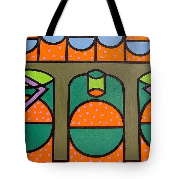 BUBBLES Tote Bag by Patrick J Murphy
