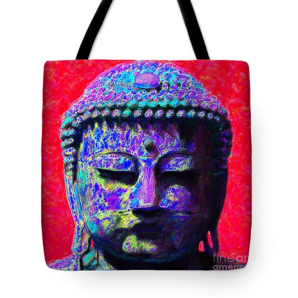 Buddha 20130130p128 Tote Bag by Wingsdomain Art and Photography
