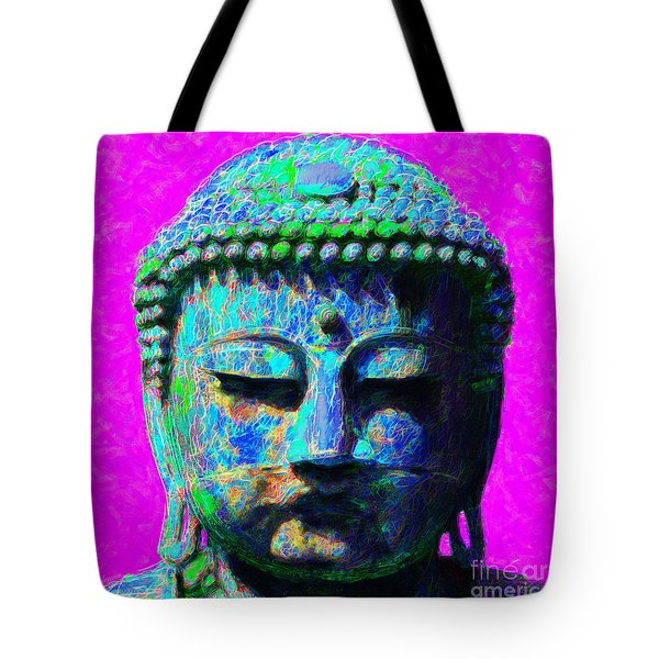 Buddha 20130130p76 Tote Bag by Wingsdomain Art and Photography