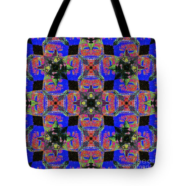 Buddha Abstract 20130130m68 Tote Bag by Wingsdomain Art and Photography