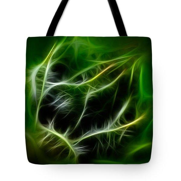Budding Beauty Tote Bag by Omaste Witkowski