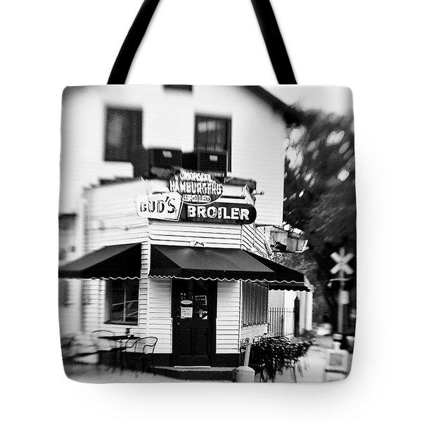 Buds Tote Bag by Scott Pellegrin