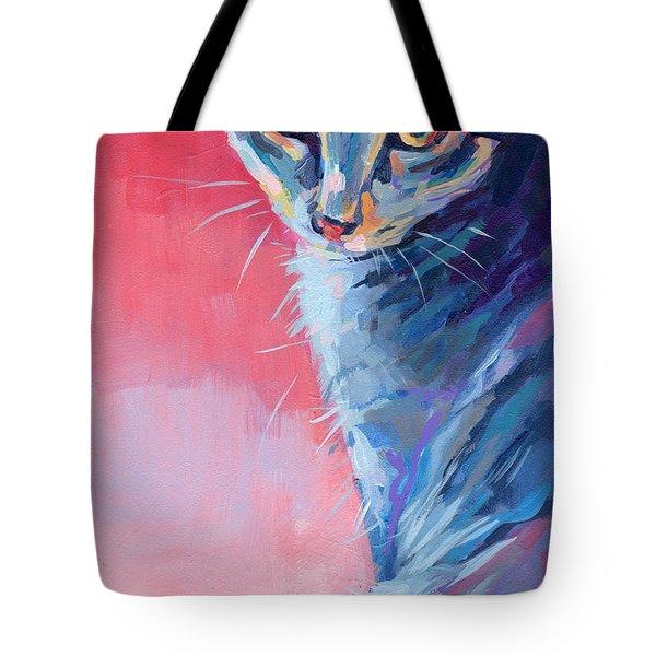 Bug Tote Bag by Kimberly Santini