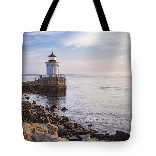 Bug Light Tote Bag by Eric Gendron