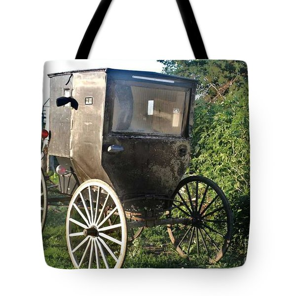 Buggy Tote Bag by PainterArtist FIN