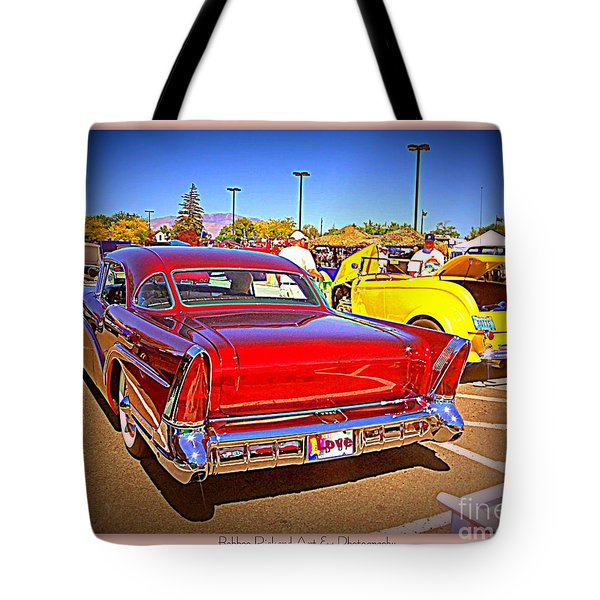 Buick Classic Tote Bag by Bobbee Rickard