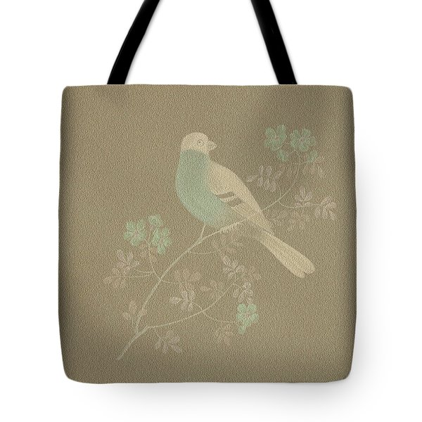 Bull Finch-2 Photoart Tote Bag by Becky Hayes