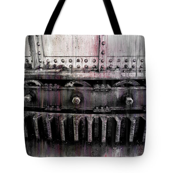 Bull Ring Gear Tote Bag by Daniel Hagerman