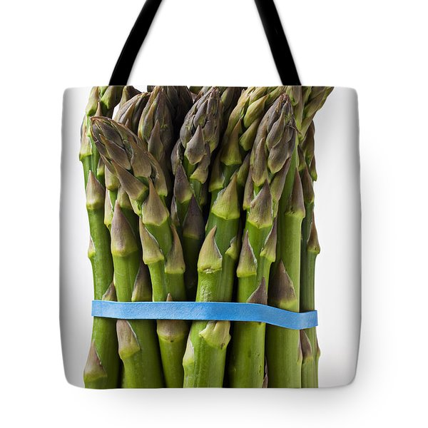 Bunch Of Asparagus  Tote Bag by Garry Gay