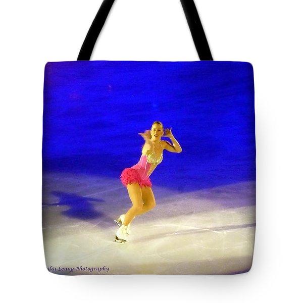 Burlesque Tote Bag by Lingfai Leung