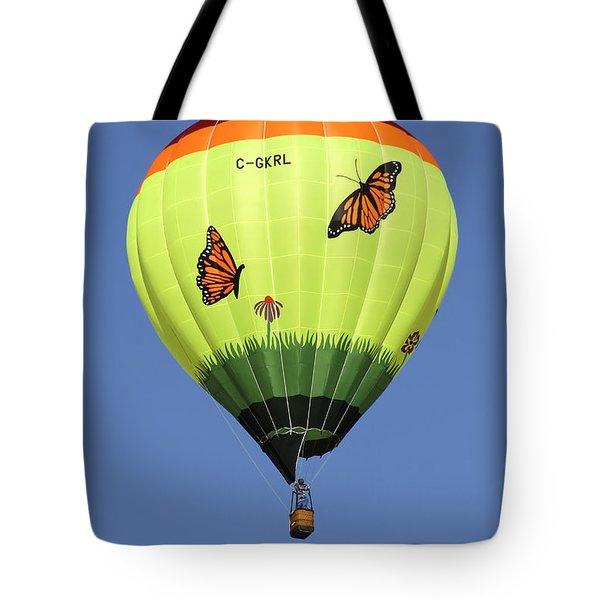 Butterflies  Tote Bag by Mike McGlothlen