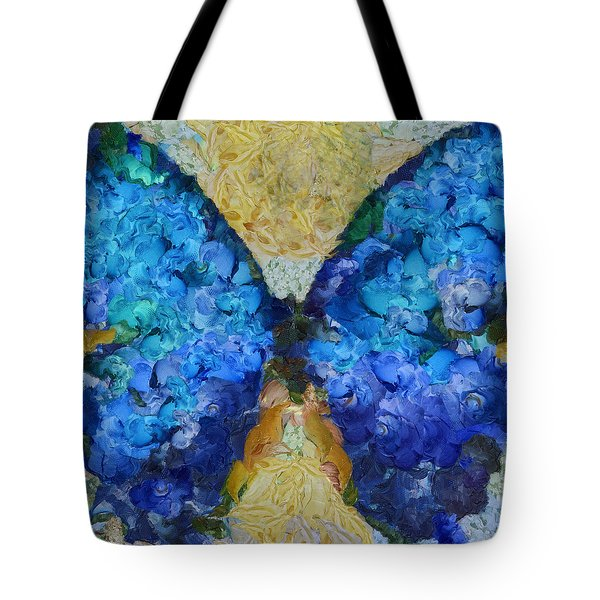 Butterfly Art - D11bb Tote Bag by Variance Collections