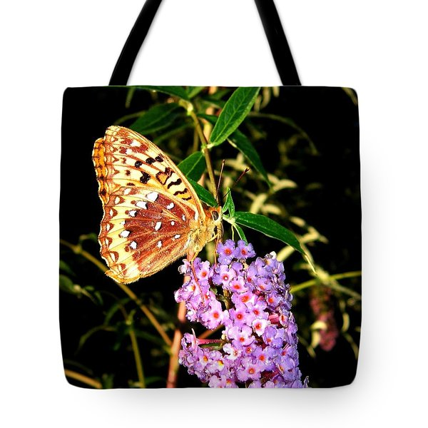 Butterfly Banquet 2 Tote Bag by Will Borden