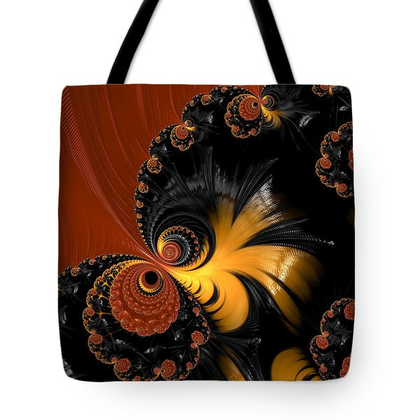 Butterfly Tote Bag by Heidi Smith