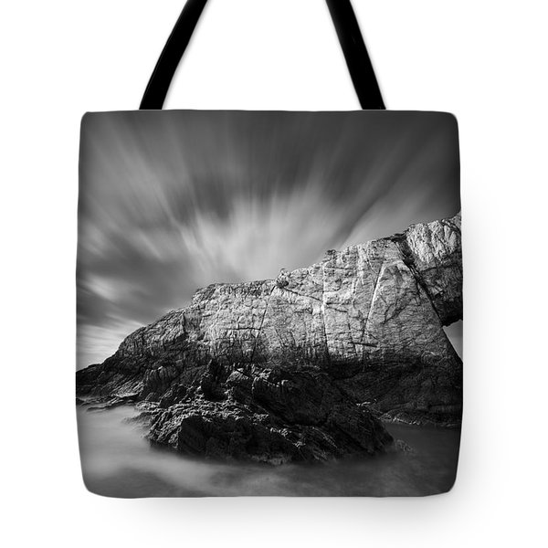 Bwa Gwyn Tote Bag by Dave Bowman