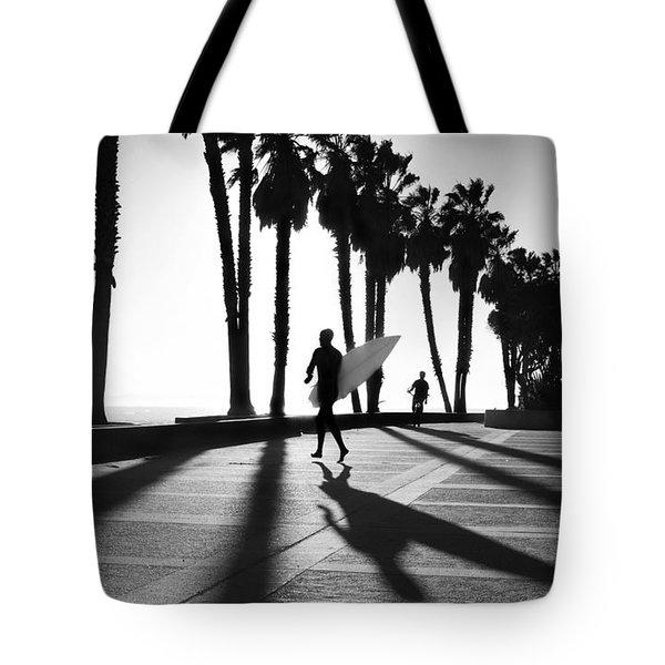 C Street Shadowland Tote Bag by Sean Davey