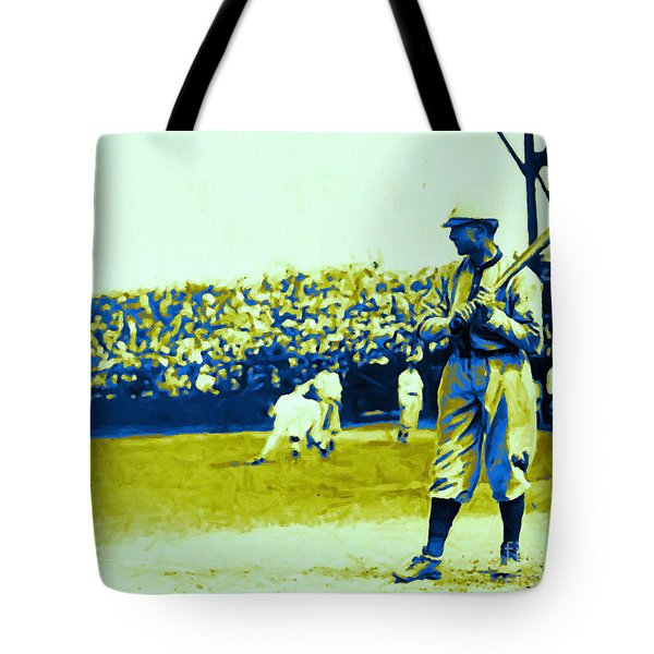 Cactus League - 20130207 Tote Bag by Wingsdomain Art and Photography