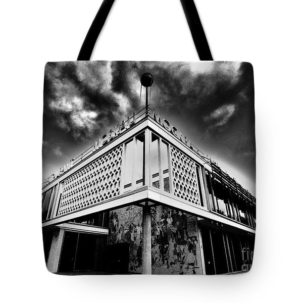Cafe Moscow Berlin Tote Bag by Andy Prendy