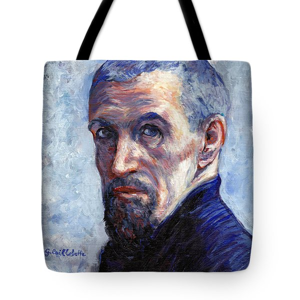 Caillebotte Tote Bag by Tom Roderick