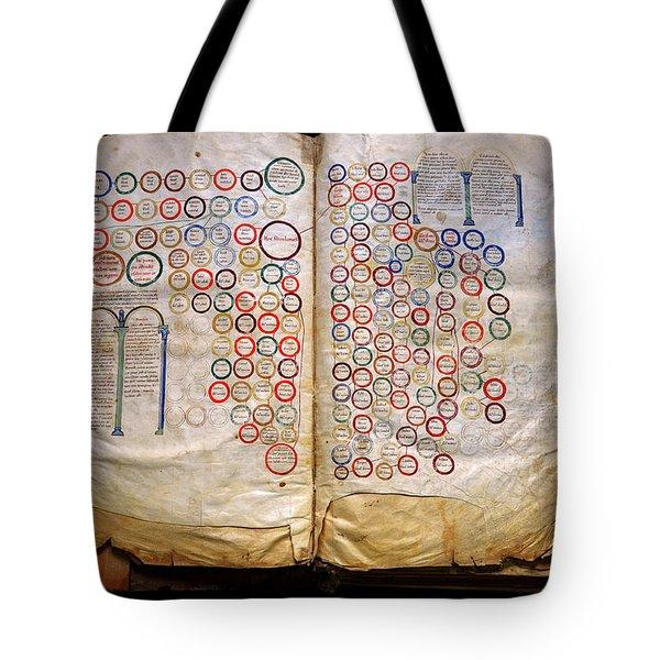 Calahorra Bible Tote Bag by RicardMN Photography