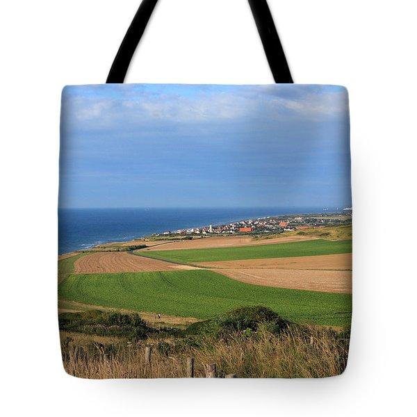 Calais France  Tote Bag by Aidan Moran