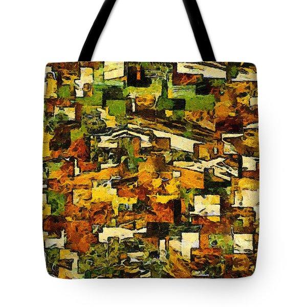 California Tote Bag by RC deWinter