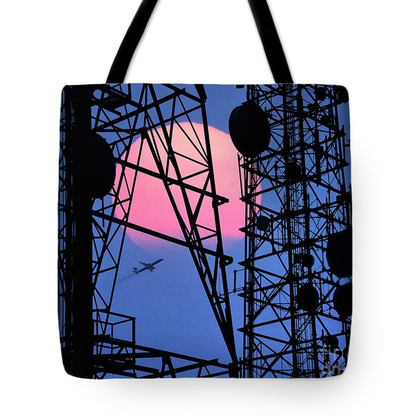 Calls of the Night Tote Bag by Edmund Nagele