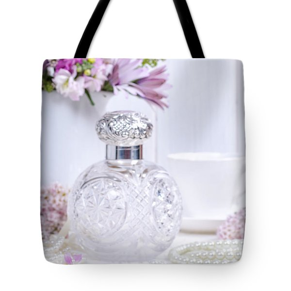 Cameo Earrings Tote Bag by Amanda And Christopher Elwell