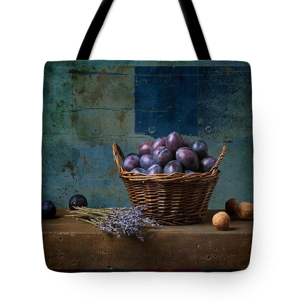Campagnard - Rustic - S01obv Tote Bag by Variance Collections