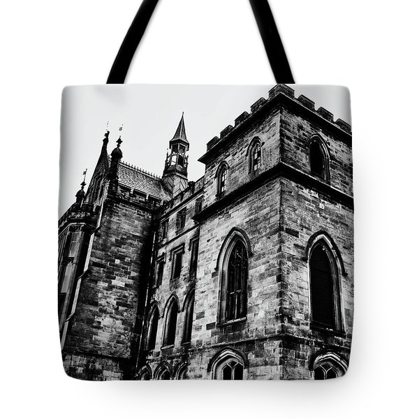 Can You Hear Me Tote Bag by Michael Braham