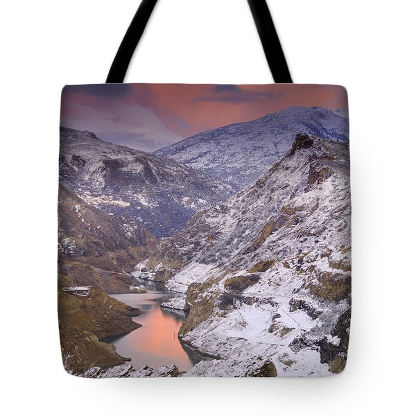 Canales Tote Bag by Guido Montanes Castillo