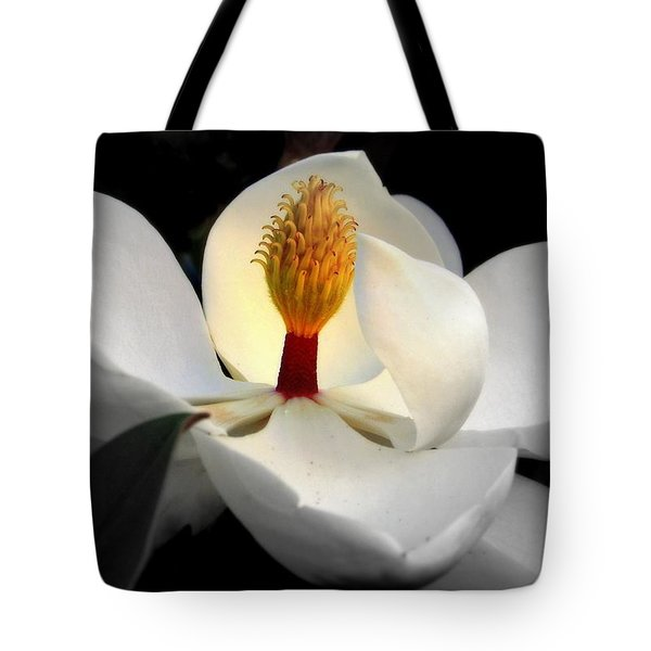 Candle In The Wind Tote Bag by Karen Wiles