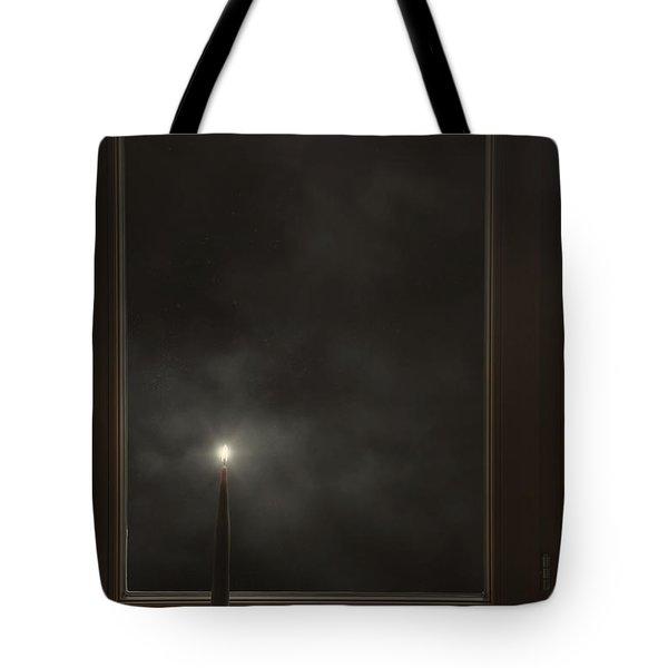 Candle Light Tote Bag by Joana Kruse