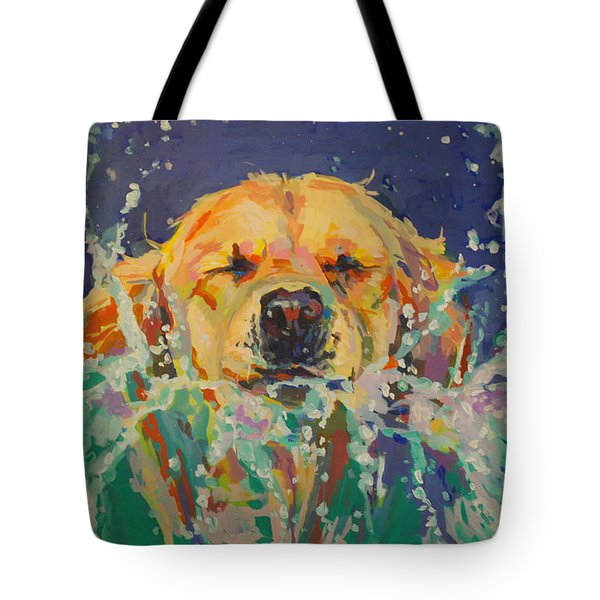 Cannonball Tote Bag by Kimberly Santini