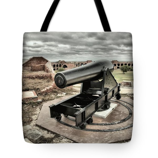 Canon Fire 360 Tote Bag by Adam Jewell