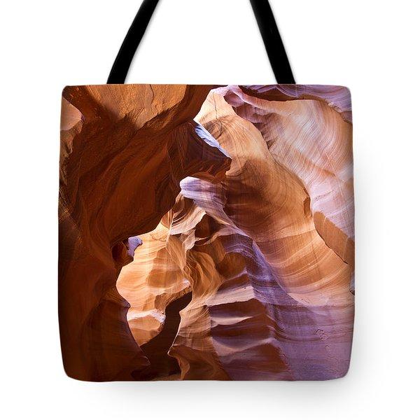 Canyon Walls Tote Bag by Bryan Keil