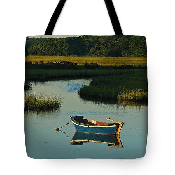 Cape Cod Quietude Tote Bag by Juergen Roth