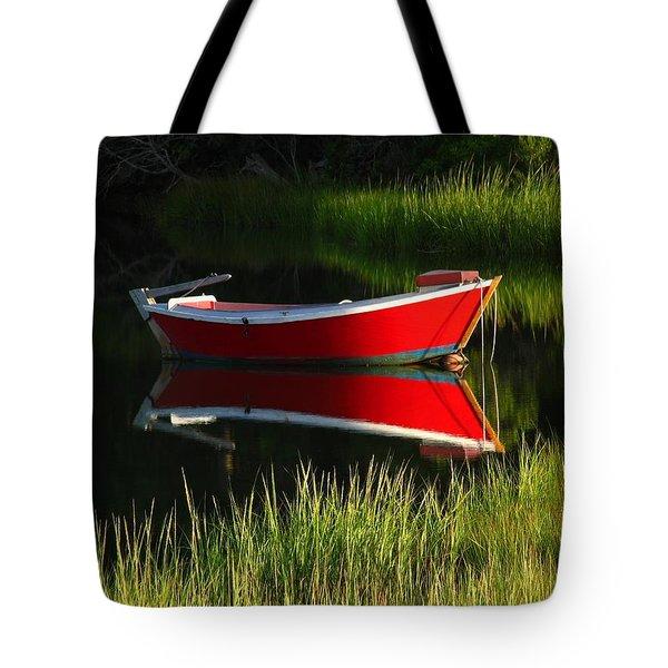 Cape Cod Solitude Tote Bag by Juergen Roth