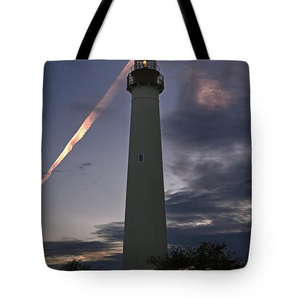 Cape May Sunset Tote Bag by Joan Carroll