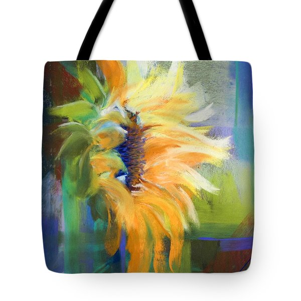 Captured Sunlight Tote Bag by Tracy L Teeter