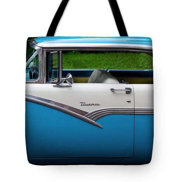 Car - Victoria 56 Tote Bag by Mike Savad