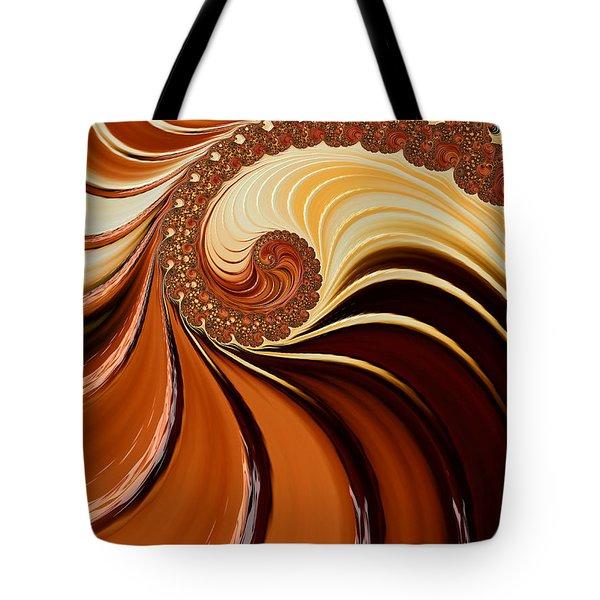 Caramel  Tote Bag by Heidi Smith