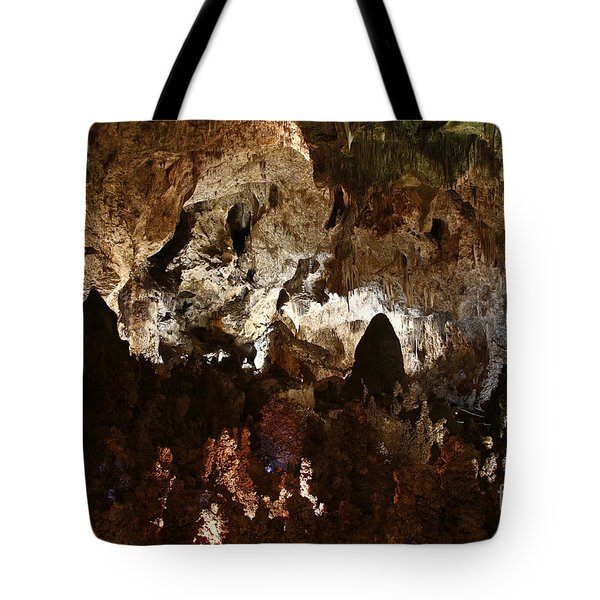 Carlsbad Caverns #2 Tote Bag by Kathy McClure